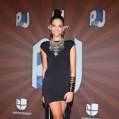 Natalia Jiménez en los Premios Juventud 2014