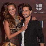 Shaila Dúrcal y David Bisbal en los Premios Juventud 2014