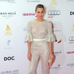 Claudia Ortiz en la Global Gift Gala de Marbella 2014