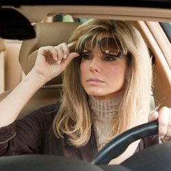 Sandra Bullock en 'The Blind Side'