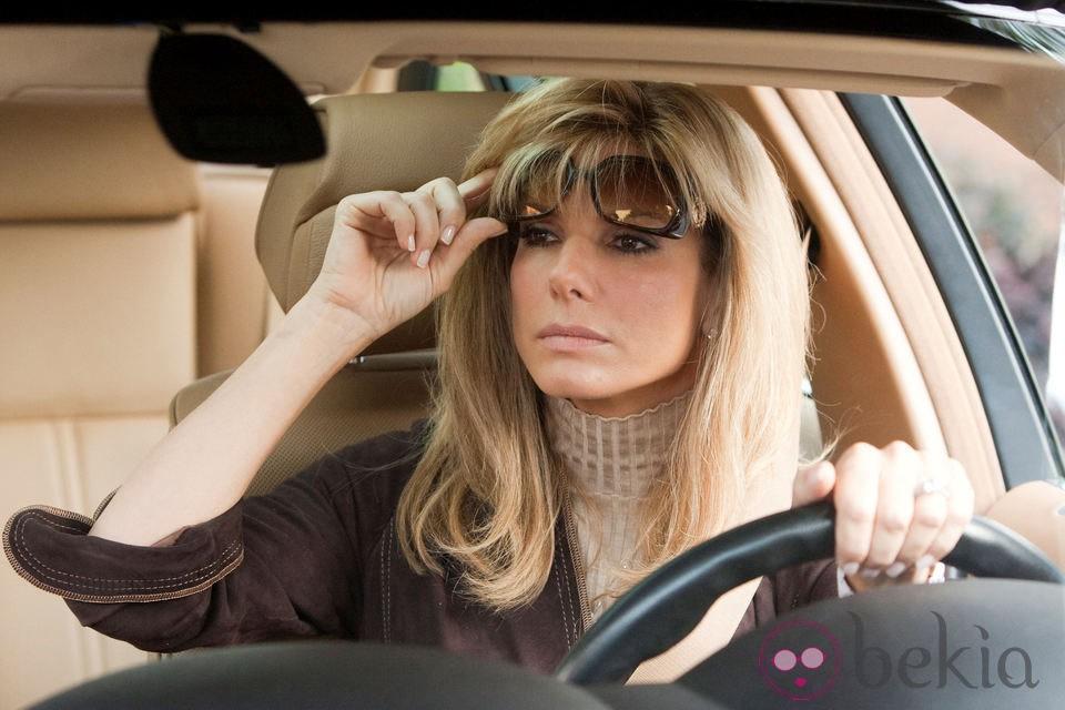 Sandra Bullock en 'The Blind Side'