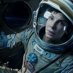 Sandra Bullock en 'Gravity'