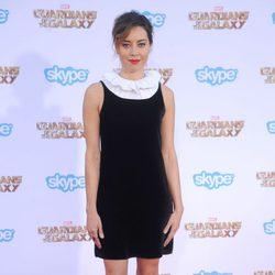Aubrey Plaza en el estreno de 'Guardianes de la Galaxia' en Los Angeles