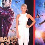 Emily Osment en el estreno de 'Guardianes de la Galaxia' en Los Angeles