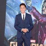 James Gunn en el estreno de 'Guardianes de la Galaxia' en Los Angeles