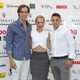Miguel Herrera y Soraya Arnelas en Youboxing Night Show