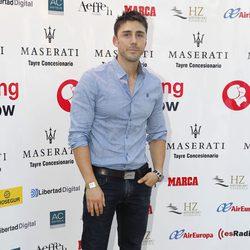Rubén Sanz en Youboxing Night Show