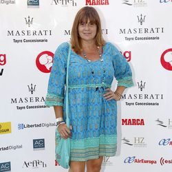 Marta Valverde en Youboxing Night Show