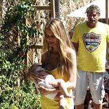 Manuela Puyol en sus primeras vacaciones en Ibiza junto a Vanesa Lorenzo