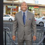Dwayne Johnson en el estreno de 'Hércules' en Los Angeles