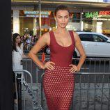 Irina Shayk en el estreno de 'Hércules' en Los Angeles