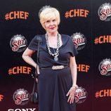 Concha Velasco en el estreno de '#Chef' en Madrid