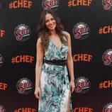 Eva González en el estreno de '#Chef' en Madrid