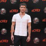 Bernabé Fernández en el estreno de '#Chef' en Madrid