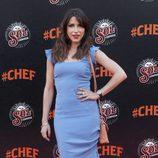 Nika en el estreno de '#Chef' en Madrid