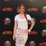 Alba Messa en el estreno de '#Chef' en Madrid
