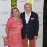 Carmen Borrego y José Carlos Bernal