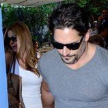 Sofia Vergara y Joe Manganiello pasean de la mano en Miami