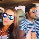 Paula Echevarría y David Bustamante se van de vacaciones a Asturias