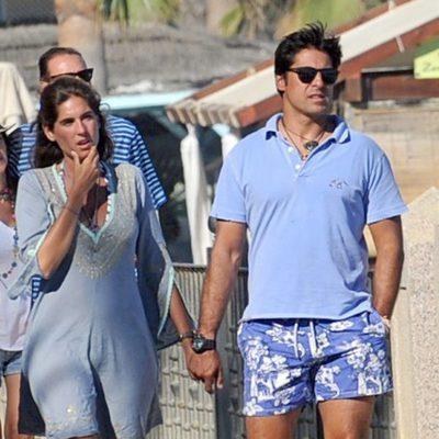 Fran Rivera y Lourdes Montes disfrutan de su luna de miel en Marbella