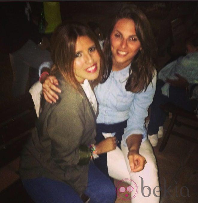 Chabelita Pantoja e Irene Rosales