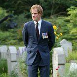 El Príncipe Harry en el centenario del estallido de la I Guerra Mundial