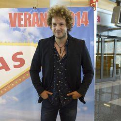Daniel Diges pasajero en el vuelo Madrid - Las Vegas
