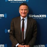 Robin Williams en los SiriusXM Studios de Nueva York