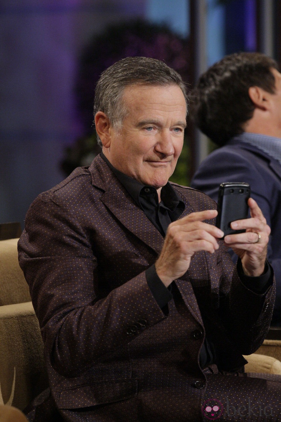 Robin Williams en The Tonight Show with Jay Leno