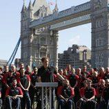 El Príncipe Harry en la presentación de los 'Juegos Invictus'