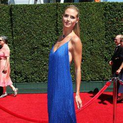 Heidi Klum en los Premios Emmy a las Artes Creativas 2014