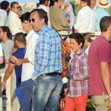 Jaime de Marichalar y Froilán en el Torneo de Polo de Sotogrande 2014