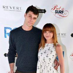 Christina Ricci y James Heerdegen