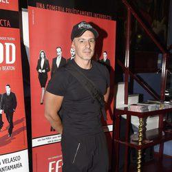 Roberto Álamo en el estreno de 'Feelgood' en Madrid