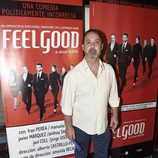Jorge Roelas en el estreno de 'Feelgood' en Madrid