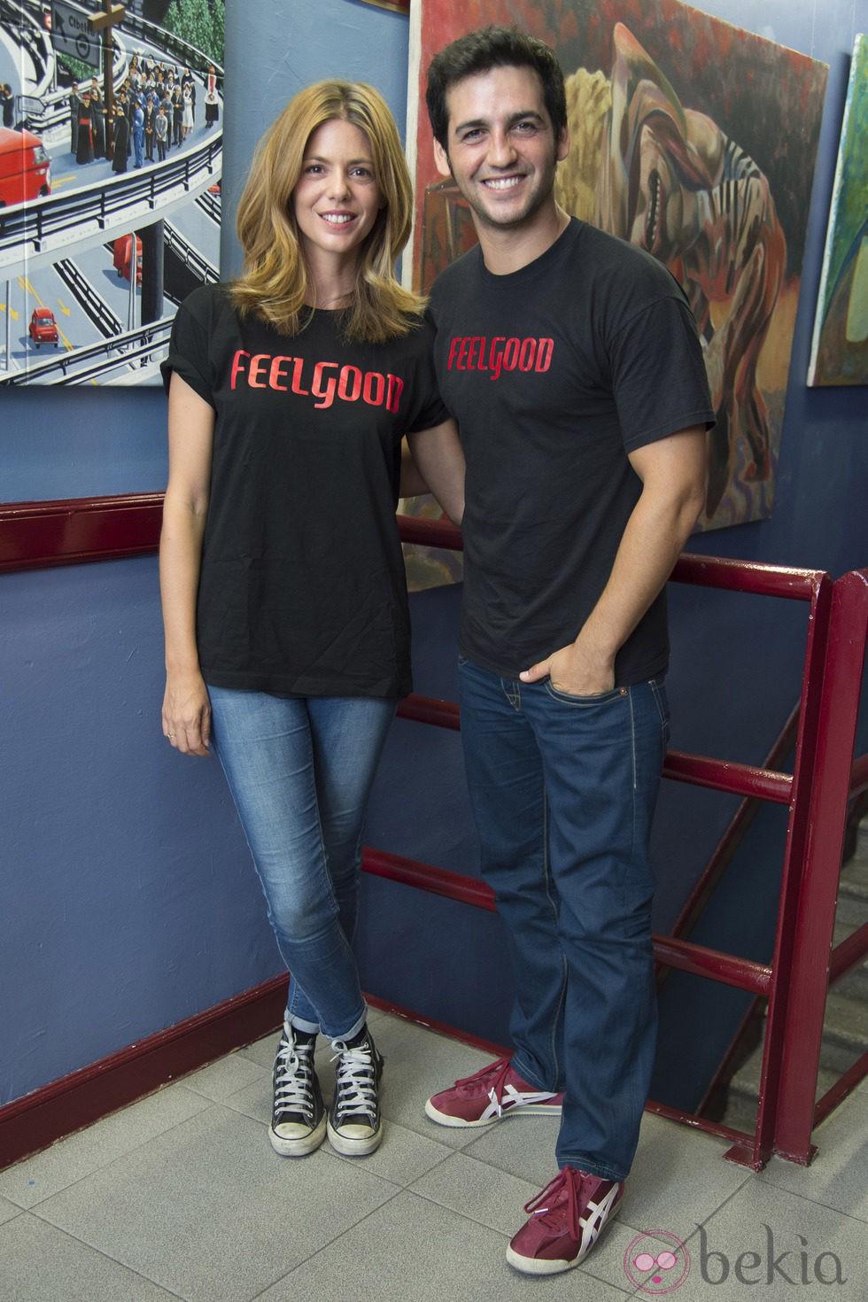 Fran Perea y Manuela Velasco protagonizan 'Feelgood'