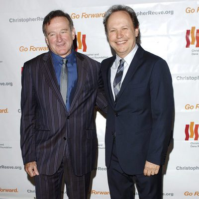 Robin Williams y Billy Crystal