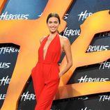 Irina Shayk en el estreno de 'Hércules' en Berlín