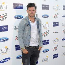 Pablo López en el concierto de Alejandro Sanz en la Starlite Festival 2014