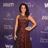 Bellamy Young en una fiesta previa a la entrega de los Premios Emmy 2014