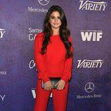 Selena Gomez en una fiesta previa a la entrega de los Premios Emmy 2014