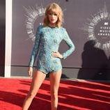 Taylor Swift en la alfombra roja de los MTV Video Music Awards 2014