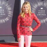 Chloe Moretz en la alfombra roja de los MTV Video Music Awards 2014