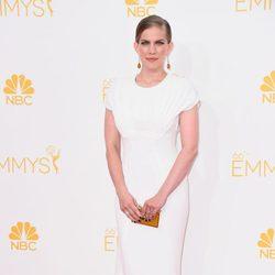 Anna Chlumsky en los Emmys 2014