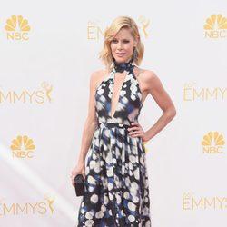 Julie Bowen en los Emmys 2014