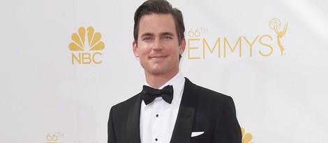 Matt Bomer en la red carpet de los Emmys 2014