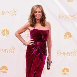 Allison Janney en los Premios Emmy 2014
