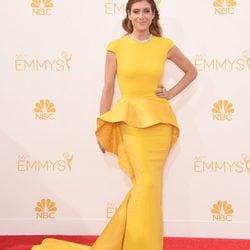 Kate Walsh en la red carpet de los Emmys 2014