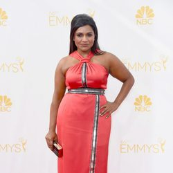 Mindy Kaling en los Emmys 2014