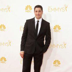 Jason Biggs en los Premios Emmy 2014